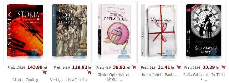 carti romanesti