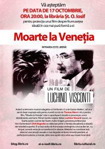 Moarte la Venetia