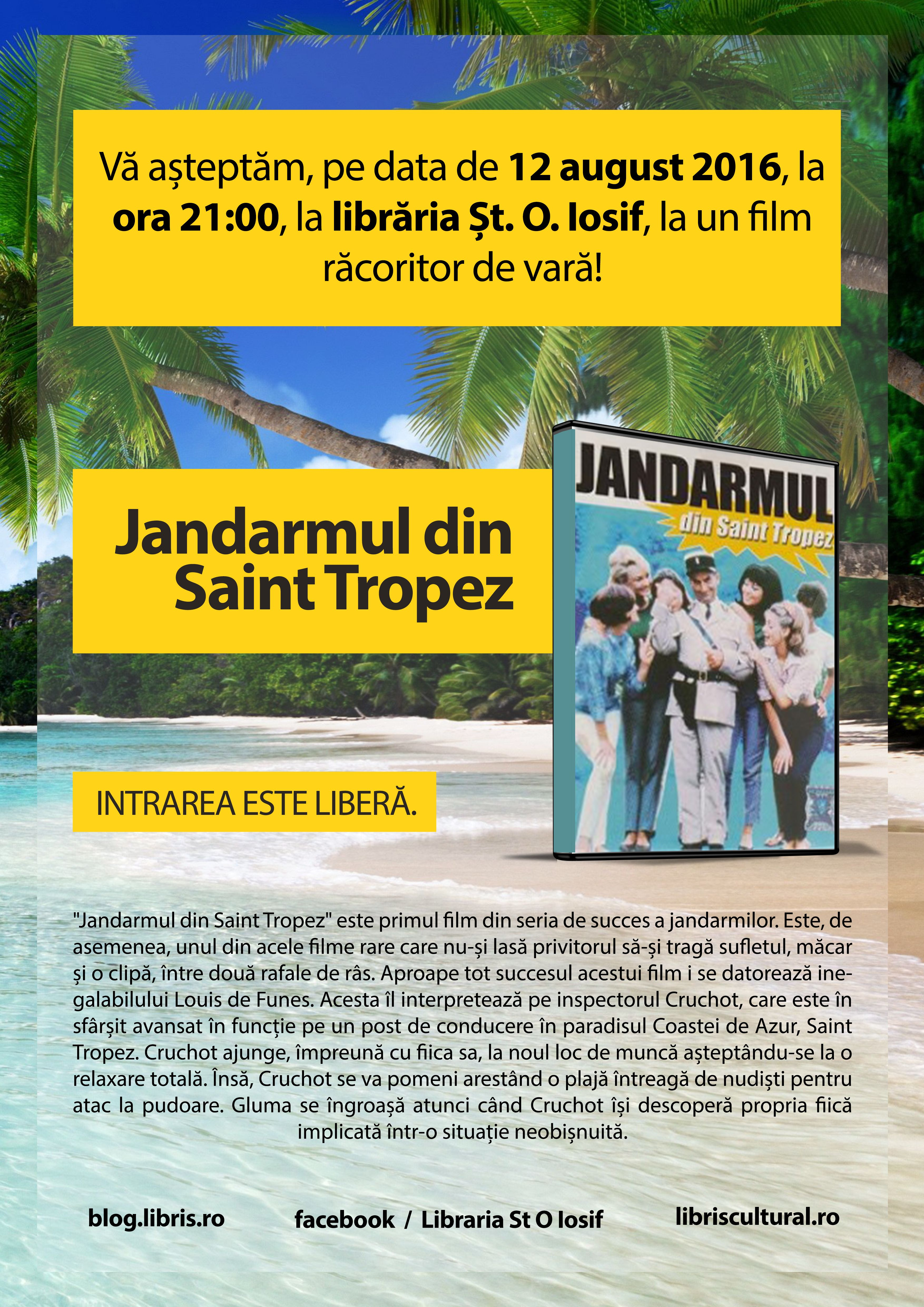 cinemate jandarmul din saint tropez