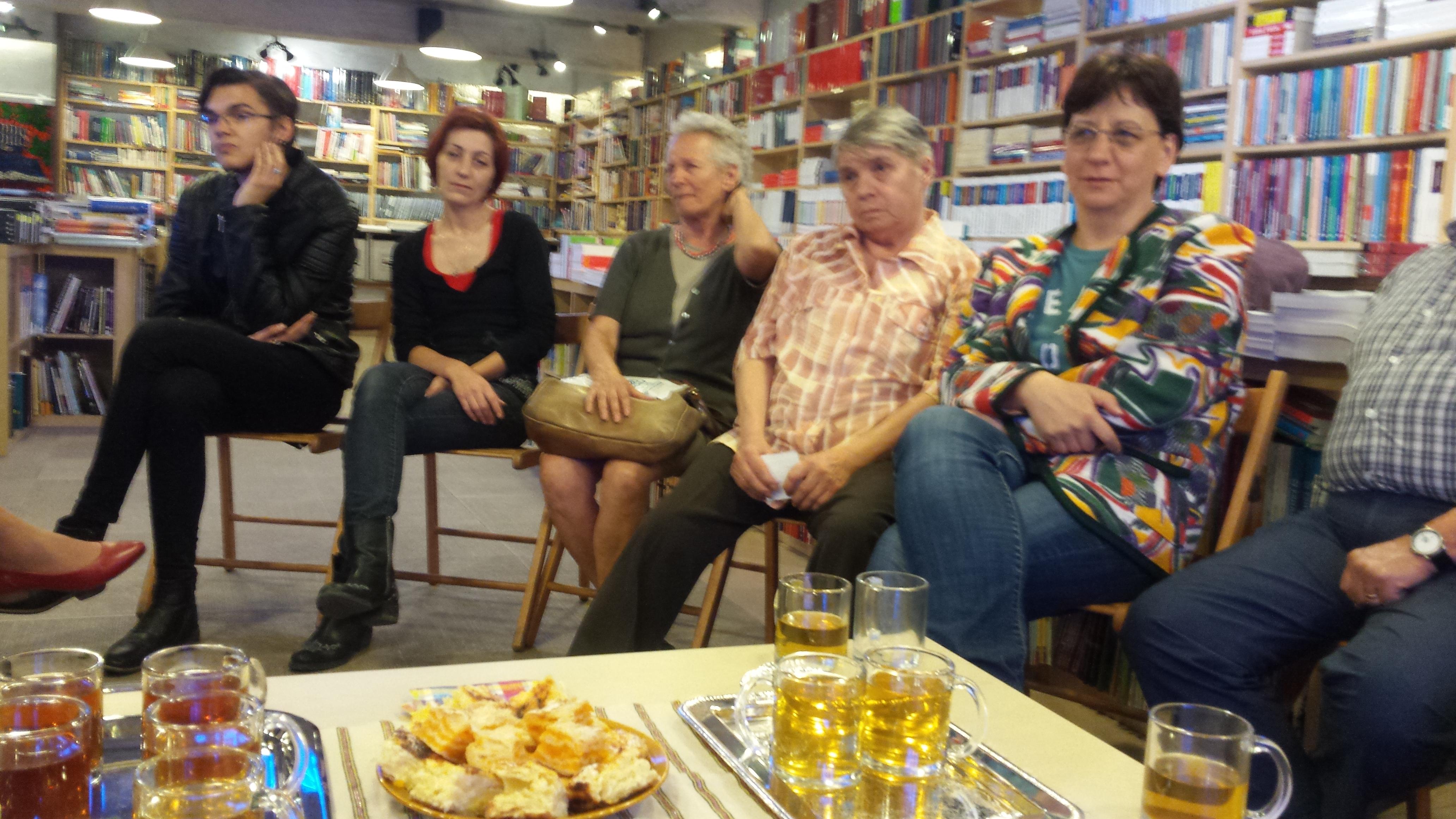 club de lectura st o iosif platforma