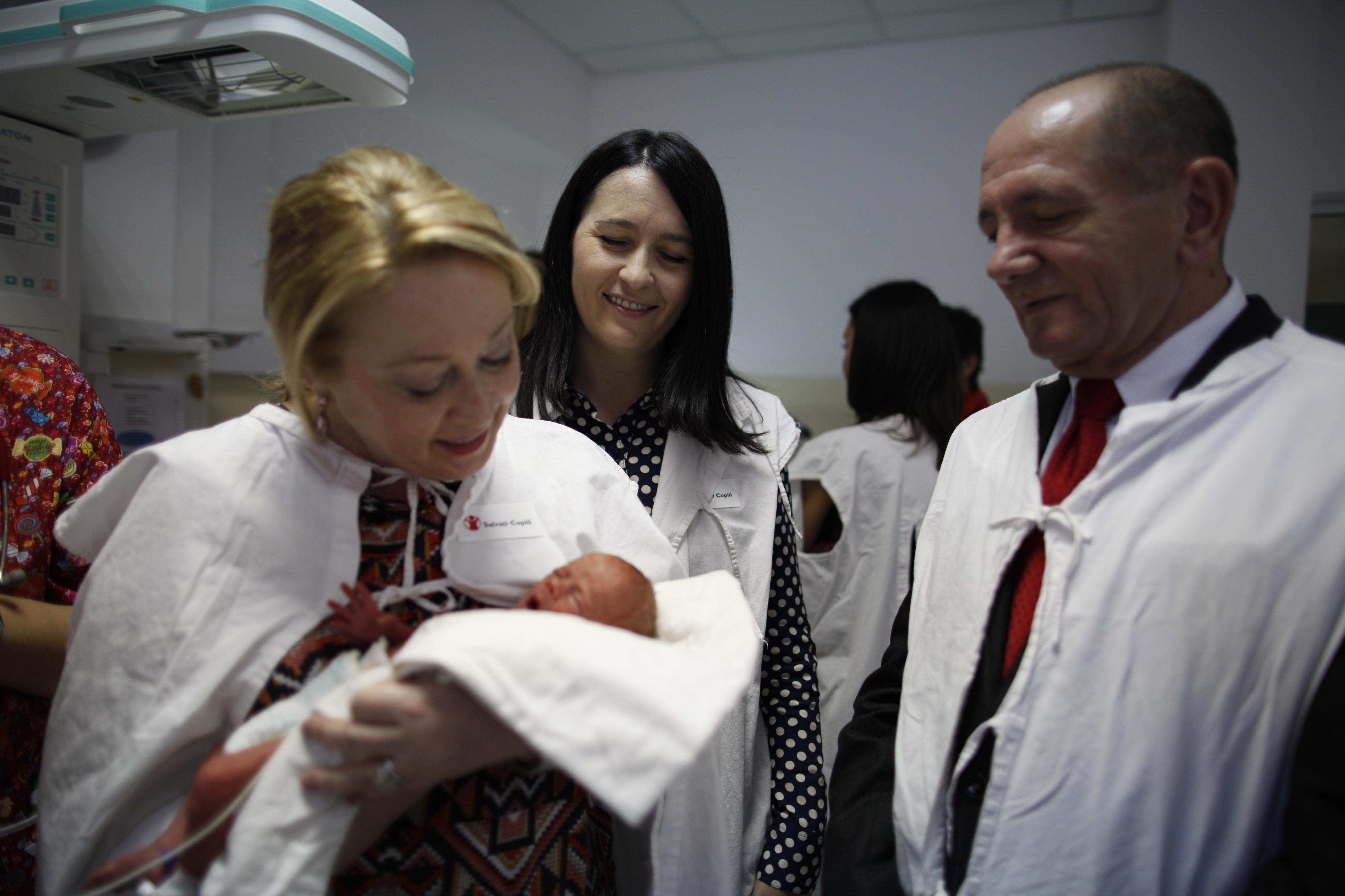 """Spitalul Clinic de Urgenta pentru Copii """"Sfanta Maria"""""""
