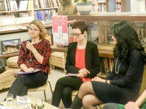 Lansare de carte: Elena Drăgoi - Emoțiile Dianei