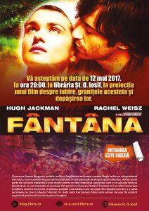 Proiectia lunii mai – Fantana