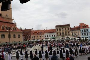 Glia romaneasca si-a cerut drepturile in ultima zi a fEstivalului de carte si muzica