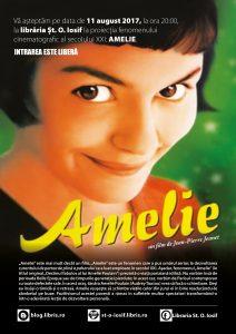 Proiectia lunii august - Amelie