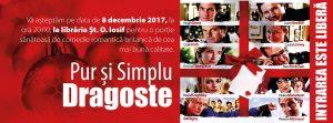 Proiectia lunii decembrie – Pur si simplu dragoste