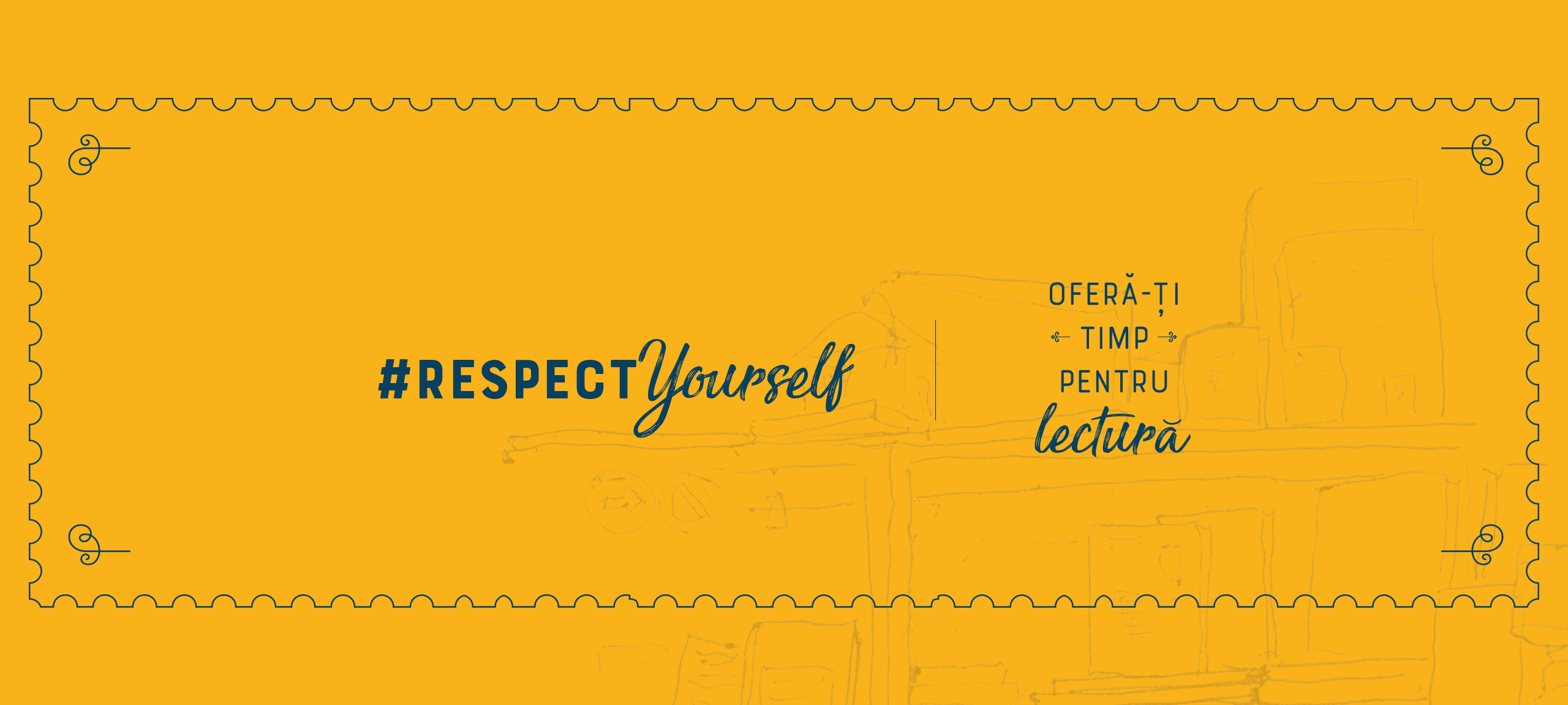 #RespectYourself libris.ro