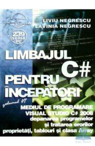 Limbajul C# pentru începători