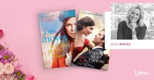 Ați citit romanele britanicei Jojo Moyes?