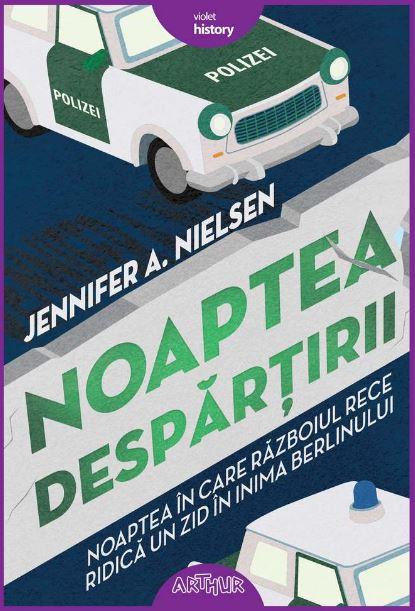Noaptea despartirii - Jennifer A. Nielsen