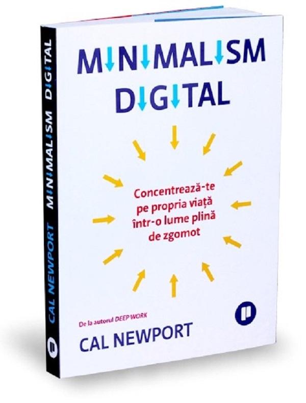Minimalism digital - Cal Newport