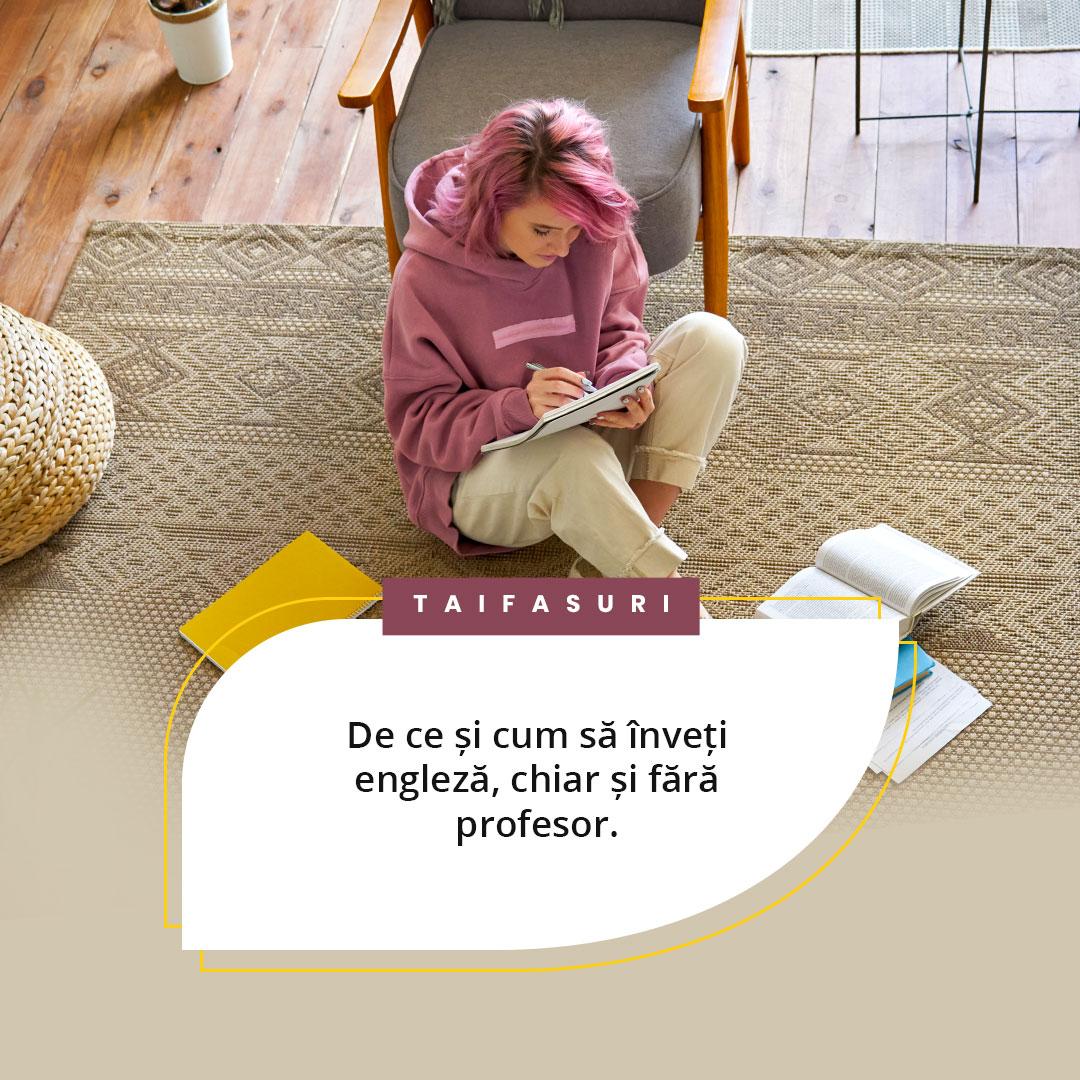 De ce și cum să înveți engleza, chiar și fără profesor