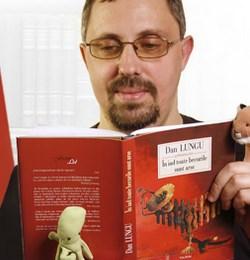 "Dan Lungu: ""Oriunde gasesc o carte buna, ma simt acasa…"""