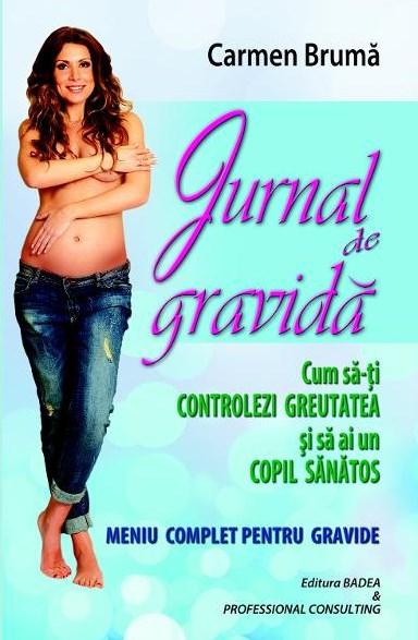 """Carmen Bruma: """"Cred ca revenirea dupa sarcina se """"construieste"""" din prima zi in care afli ca esti gravida."""""""