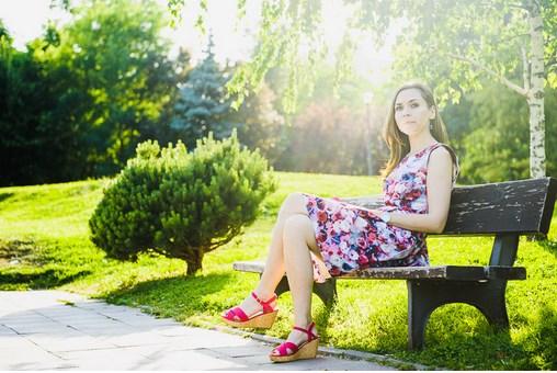 """Ioana Chicet-Macoveiciuc: """"Ia in brate acum ce ai mai drag si stati acolo asa o vreme cat mai indelungata!'"""