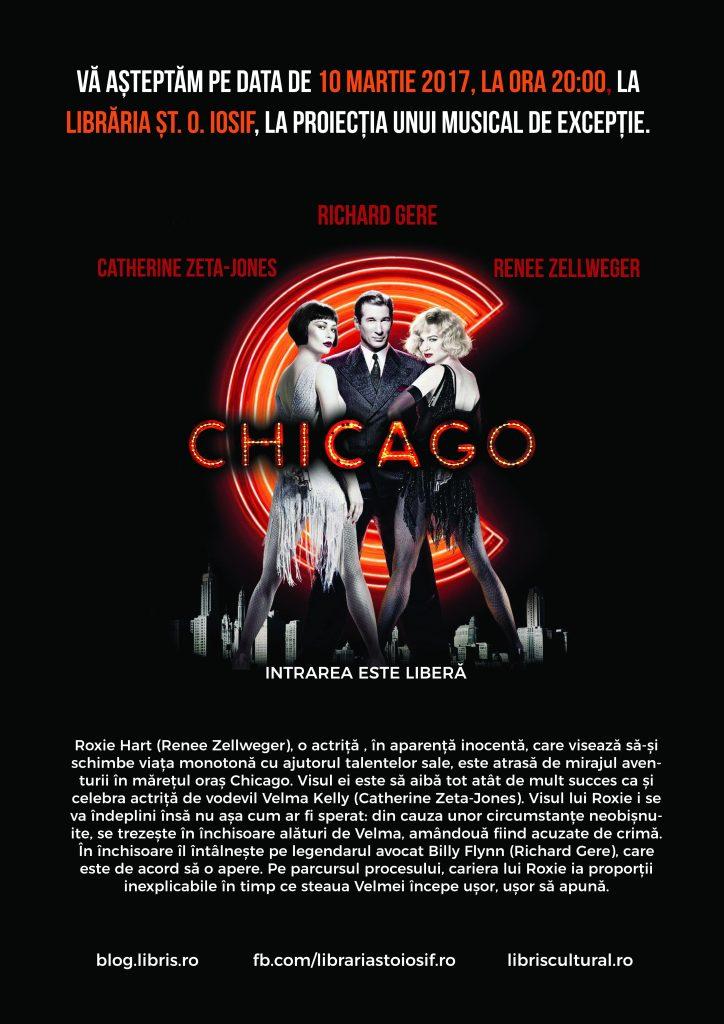 Proiectia lunii martie – Chicago