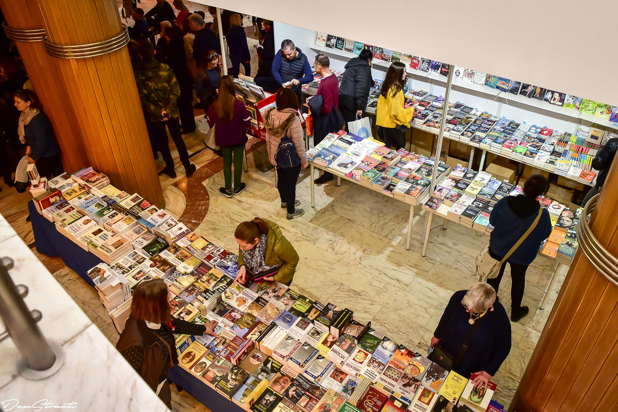 O sâmbătă plină de… muzică și cărți
