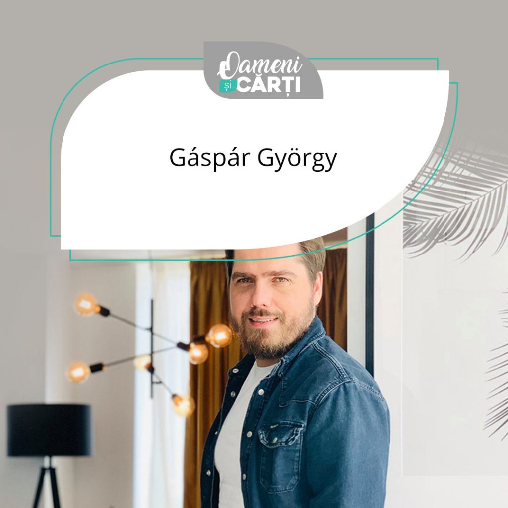 """Gáspár György: """"Am putut să reiau legătura, prin intermediul scrisului, cu o parte din mine de care am fugit."""""""
