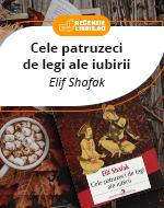 "Recenzie carte ""Cele patruzeci de legi ale iubirii"" – Elif Shafak"