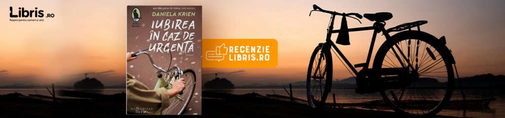 """Recenzie carte: """"Iubirea în caz de urgență"""" de Daniela Krien"""