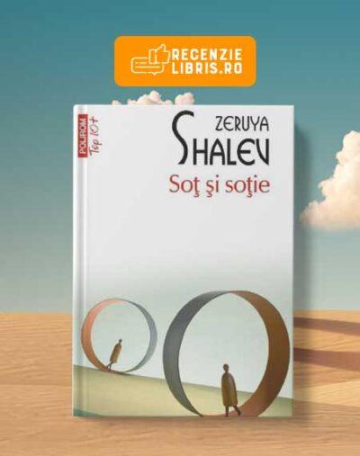"""Recenzie carte: """"Soț și soție sau finalul unei căsnicii"""" de Zeruya Shalev"""