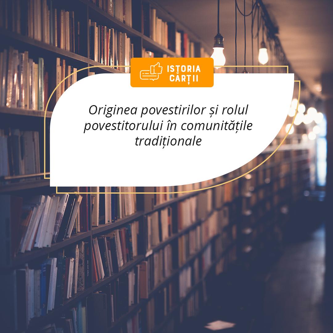 Istoria cărții – Originile poveștii