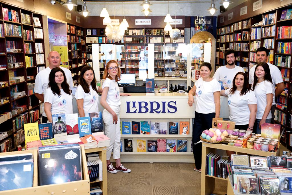 Avem atâtea vieţi câte cărţi am citit sau însemnările a două librărese de pe Strada Mureșenilor nr.14