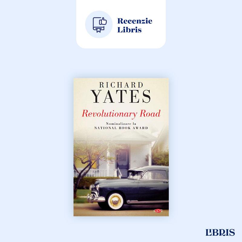 REVOLUTIONARY ROAD – Richard Yates – Litera, 2019