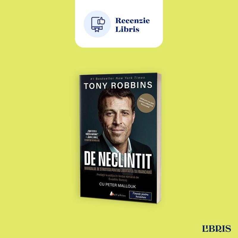 De neclintit – Tony Robbins